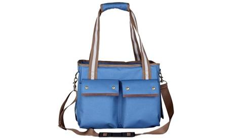 Fashion Canvas Pet Carrier a1f3701a-90dc-4d73-bc1f-158dd43ac59d