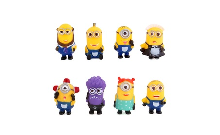 Decoration action figures despicable me Small cartoon hand-done toy 51d979af-86b0-4318-b4f5-f74d323b8578