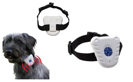 Pet Trainer Ultrasonic Anti-Bark Barking Control Collar def7afdc-ce40-4204-8820-241d1a4e0aed