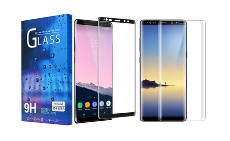 3D Full Cover Tempered Glass Screen Protector fr Samsung Galaxy Note 8 55615cad-06a3-4654-9f72-066c4f4bfa25