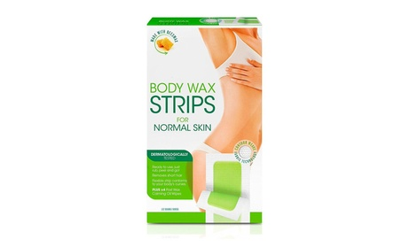 Fast Body Wax Hair Remover Strips for Normal Skin 4b4b9b7b-d96d-4205-a056-99f588152945