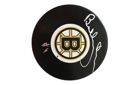 Autographed Bobby Orr Boston Bruins Puck FHS14 be414238-5ea8-4782-9d72-d40a9f5df462
