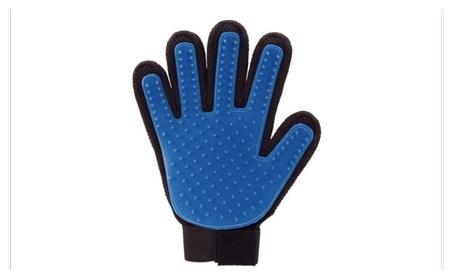 Pet Grooming Gloves Brush Dog Cat Hair Remover Mitt Massage Deshedding 10133517-944b-4c64-b1e3-22846177c100