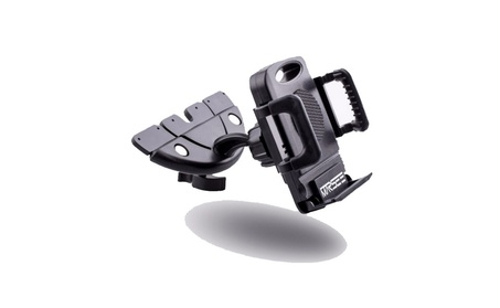 Universal CD Slot Car Holder with Three Side Grips for Smartphones eb740e7e-2016-4f1b-8e34-a0d93c02b5fe