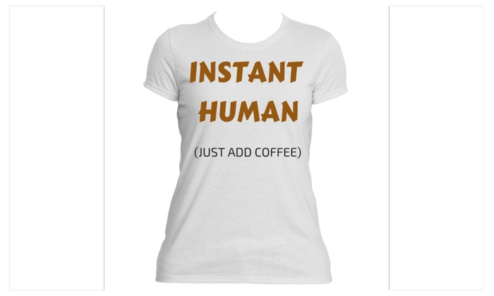 Women's Coffee Lover Tees