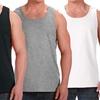 Premium Cotton Men's Muscle Tank Top (3-Pack)