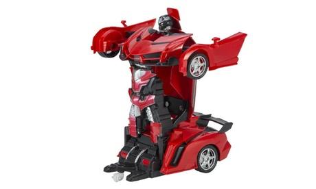 Remote Control Transformer Toy RC Car
