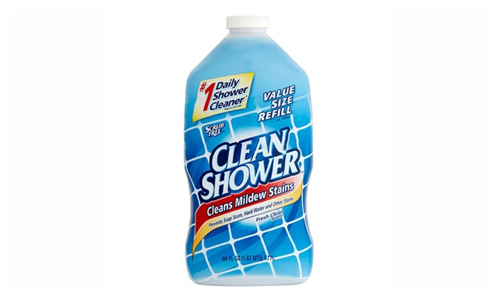Genial Clean Shower Daily Shower Cleaner Refill, ...
