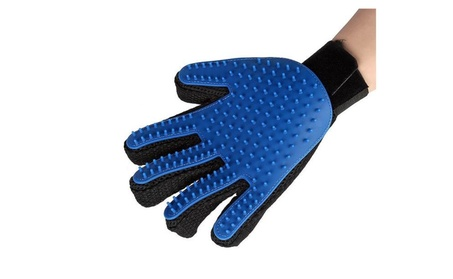 New Pet Dog Cat Grooming True Glove Hair Removal Brush Touch Massage 5985b6ec-84ee-461d-8686-2ee02977f6a0