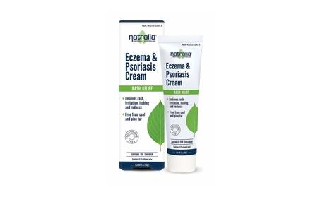 Natralia Eczema And Psoriasis Cream - 2 Oz