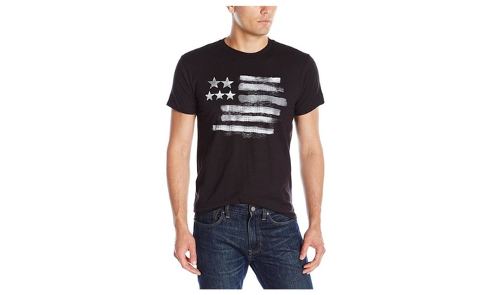 890a458d5 Hanes Men's Graphic T-Shirt - Americana Collection | Groupon
