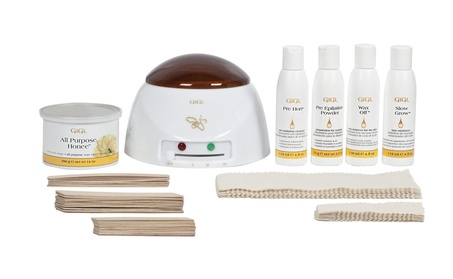 GiGi Student Starter Hair Removal Waxing Kit 7afbcfbe-61d6-4704-8883-88cc98b95795