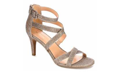 12f763b88dfc Shop Groupon Maripe Womens  Elissa  High Heel Strappy Sandals