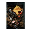 Roderick Stevens 'Her Eyes Only' Canvas Art