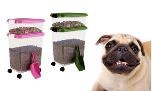 Airtight Pet Food Container Combo (3-Piece)