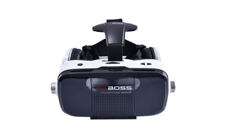 Genuine VR BOX 3D VR Boss 3D Glasses Virtual Reality Headphone Speaker af228f41-951b-40d3-a5e5-501f013d1f3e