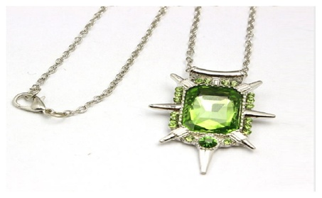 Glinda Glass Pendant Necklace for Women 1909b411-7383-4b07-be40-07c90c5406ca