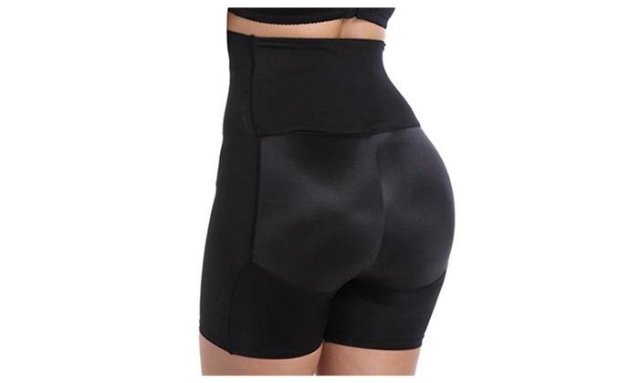 Womens Butt Lifter Firm Control Padded Panties Thigh Slimmer