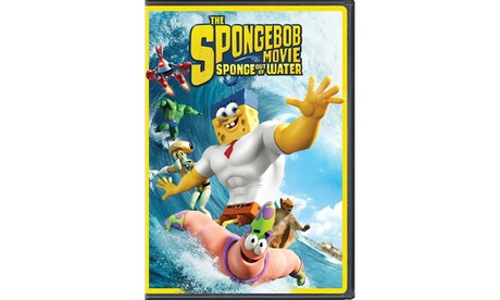 Spongebob Movie: Sponge Out of Water (DVD or Blu-Ray) cc68f33a-f1ac-4362-8ab3-2ac607a504b9