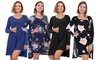 Modal Sleeveless Nightgown Dress and Long Sleeves Cardigan (Separates or Set)