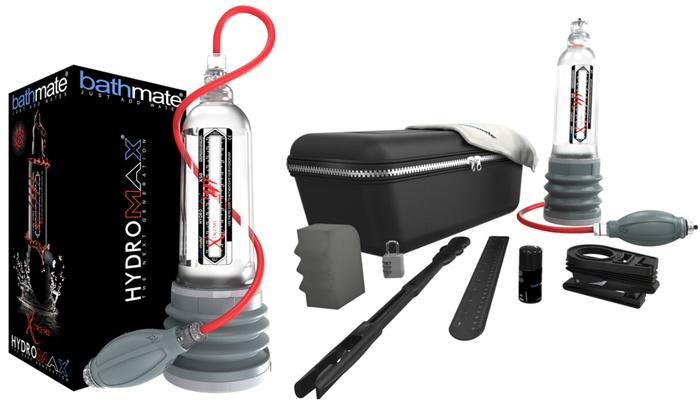 bathmate hydromax pump xtreme review