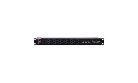 CyberPower CPS1215RMS Rackbar Surge Protectors 120 V 3201513a-032e-48ea-a5ac-a794cabbb61c