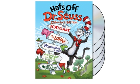 Dr. Seuss: Hats Off to Dr. Seuss Collector's Edition c6cf6724-0679-4c34-a62a-3fd712bee890