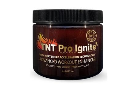 Body Slimming Cream With HEAT Sweat TNT Pro Ignite Stomach Fat Burner