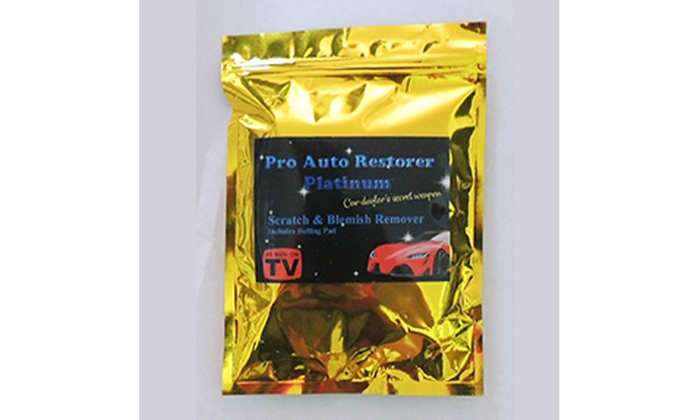 Up To 42% Off on Pro Auto Restorer Platinum Ca    | Groupon