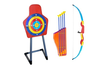 Bolt Jr. Toy Archery Suction Cup Set. Bow, Target and Quiver 8a2c5e3e-f073-46db-80f3-392ba4af99d7