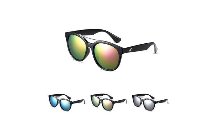 Classic Wall Street Inspired Gradient Sunglasses