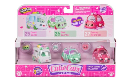 Cutie Car Spk Season 1 Candy Combo 3 Pack a86c02c2-c920-4bb8-8836-bc623961c360