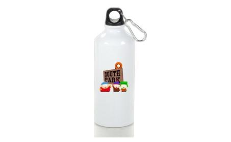 Lightweight Sports Water Aluminum Bottle South Park Banner Water Cup b122444a-50d8-461e-949b-56b48aa98793