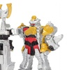 Power Rangers Dino Titano Megazord Super Charged