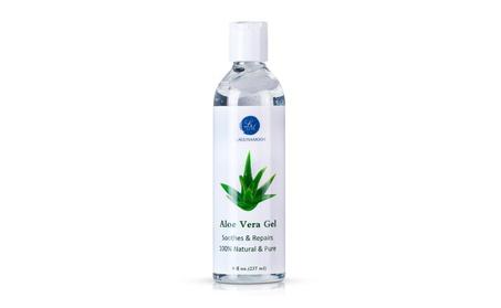 Aloe Vera Gel, Organic Natural Aloe Vera Gel Great for Face Body 8 oz 5c5885ea-3678-43ae-b17e-07e33da2833a