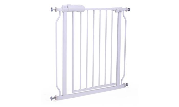 Up To 48% Off On Baby Pet Gate Walk Through St... | Groupon ...
