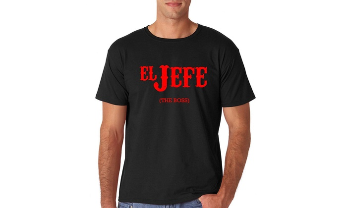 09ea5d05b Up To 59% Off on AW Fashions El Jefe (The Boss... | Groupon Goods