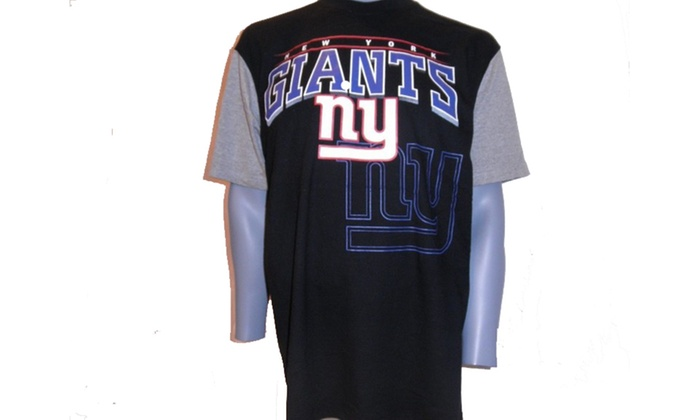 official photos 05f6c fe149 Nfl York Giants Hardknock T Shirt Tuck Nicks Bradshaw Jersey