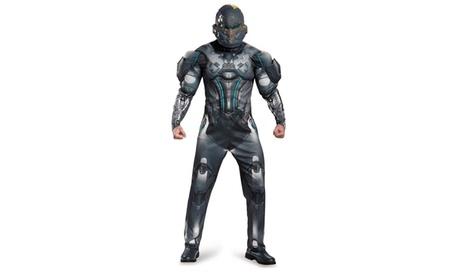 Halo Spartan Locke Muscle Adult Costume XL 36fbebc2-3f9a-48e2-b601-f103ac124ca0