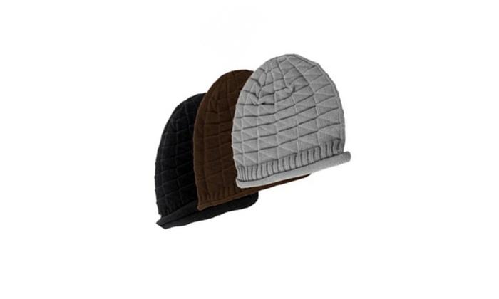 Unisex Fashionable Slouchy Beanie Warm Boho Style Cap