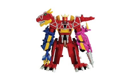 Power Rangers Dino Super Charge - Dino Charge Megazord Action Figure c4d34e96-a314-4f3c-bb50-1629177403bd