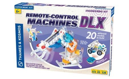 Thames & Kosmos Remote-Control Machines DLX bad42167-c13c-4cc9-8334-057f8cb3b718