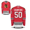 Corey Crawford Chicago Blackhawks Youth Red Home Premier Jersey