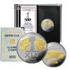 Super Bowl XLV - 2 Tone Flip Coin