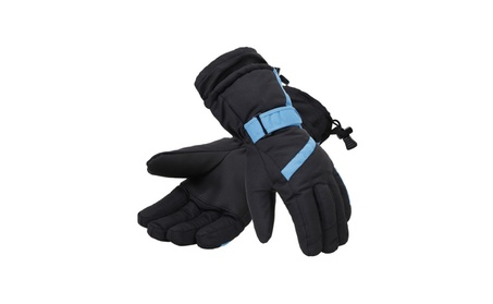 New Men Waterproof Thinsulate Winter Motorcycle Snow Gloves d89ff49c-2d27-46d1-8e50-eec12c37f144
