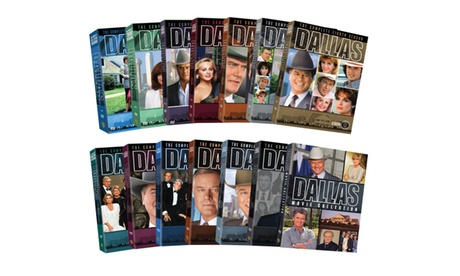 Dallas: Seasons 1-14 and The Movie Collection (14 Pack/Giftset/DVD) 64c5623c-ad24-4672-b366-0fb91e8bb8b6