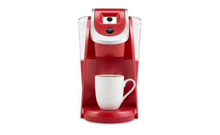 Keurig K250 2.0 Brewer - Red 257622a2-92c3-40cb-b655-295bb2a03828