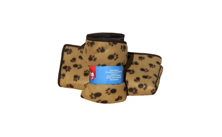 Top Quality New 3 In 1 Paw Print Orthopedic Double Sided Blanket c5836a10-e26a-49a8-bc37-0698ac1cafcf