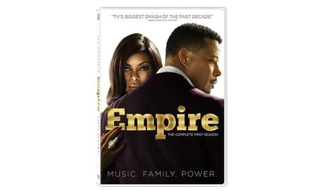 Empire: Season 1 and 2 on DVD e1a2ffaa-6fc4-45d7-b9ac-2eb01a6c408a