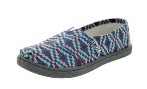 afe5efb4830 Up To 39 Off On Toms Kids Classic Diamond Wov Groupon Goods